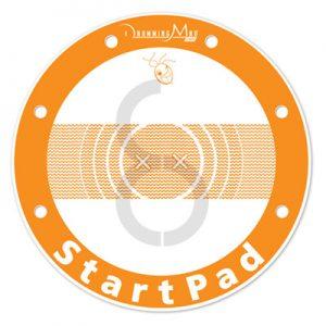 DrummingMad StartPad Practice Pad