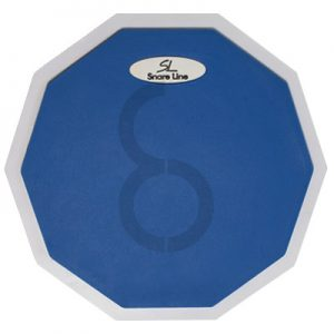 Snare Line Solo Practice Pad (Blue)