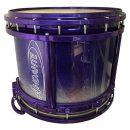 Andante Next Generation Reactor Snare Drum (Purple Silver Sparkle Fade/Purple Chrome)
