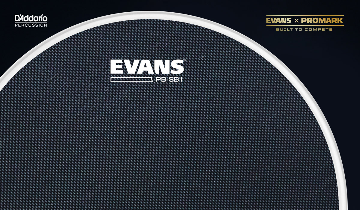 Evans Drumheads Launches Pipe Band Snare Batter Head