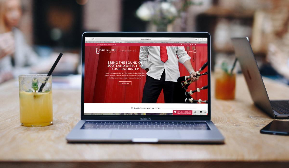 New Website Unveiled