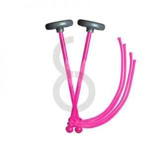 TyFry Ultimate Practice Tenor Drum Mallets (Pink)