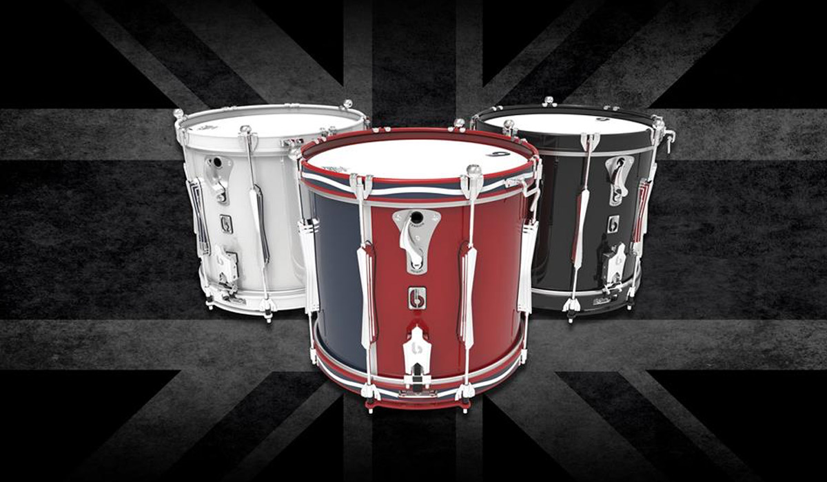 British Drum Co Launches Enters Marching Market