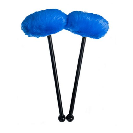 acoustIQ Grand Slam Tenor Drum Mallets (Royal Blue)