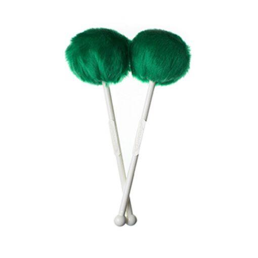 Andante Quantum Tenor Drum Mallets (Green)