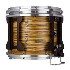 British Drum Co AXIAL Snare Drum (Applewood/Stealth Bronze)
