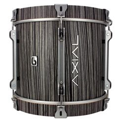 British Drum Co AXIAL 14″ x 12″ Tenor Drum (Carnaby Slate/Light Moon)