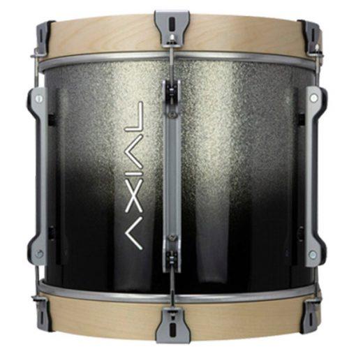British Drum Co AXIAL 14″ x 12″ Tenor Drum (Cosmic Silver Sparkle Fade/Light Moon)