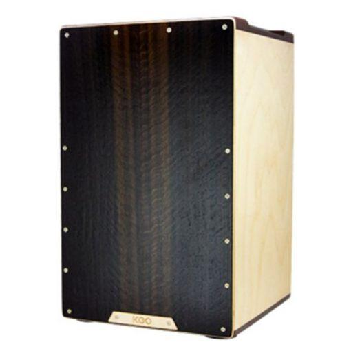 Keo Percussion Luxury Cajon (Fumed Eucalyptus)