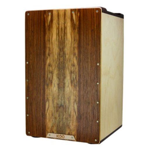 Keo Percussion Luxury Cajon (Wild Etimoe)