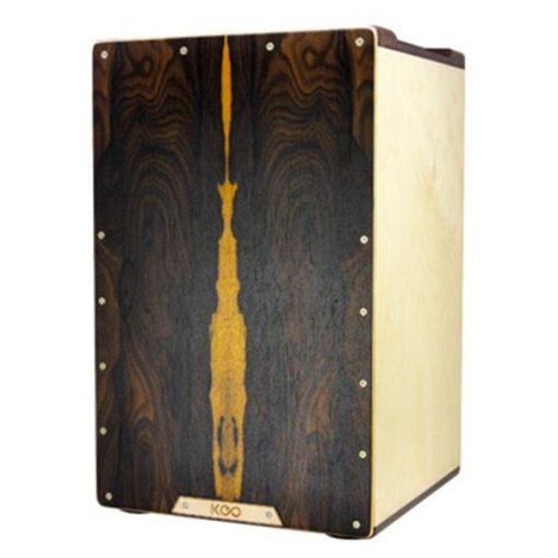 Keo Percussion Luxury Cajon (Ziricote)