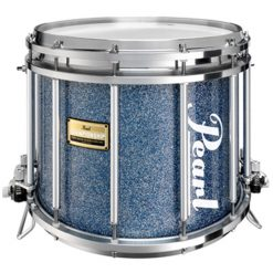 Pearl Medalist Pipe Band Series Snare Drum (Crystal Rain)