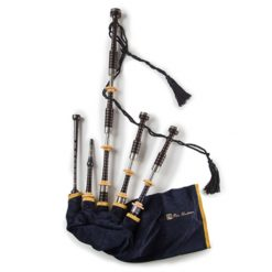 Peter Henderson PH1HT Heritage Bagpipes