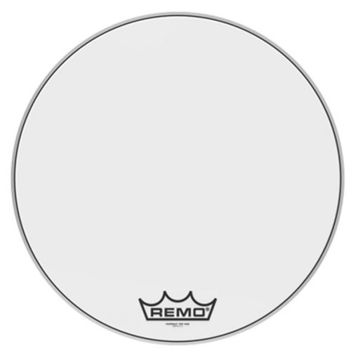 Remo Powermax Ultra White Pipe Band Tenor Drumhead