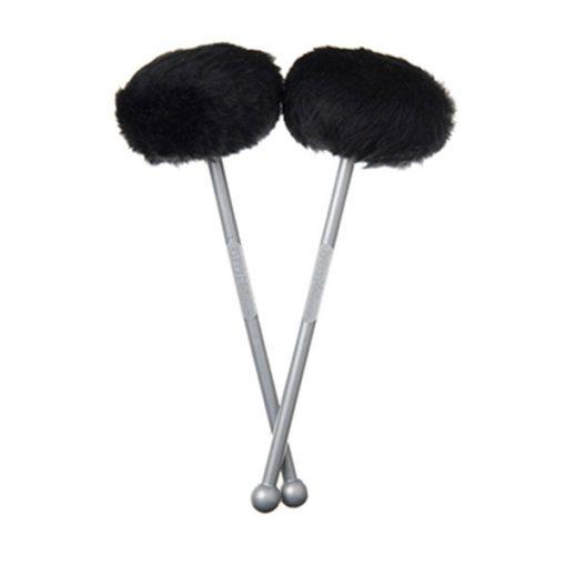 TyFry Platinum Tenor Drum Mallets (Black)