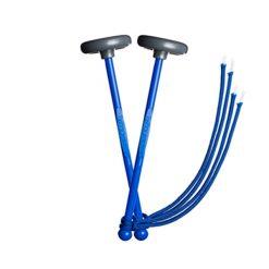 TyFry Ultimate Practice Tenor Drum Mallets (Blue)