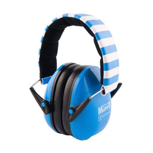 Alpine Muffy Kids Earmuffs (Blue)