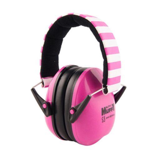 Alpine Muffy Kids Earmuffs (Pink)