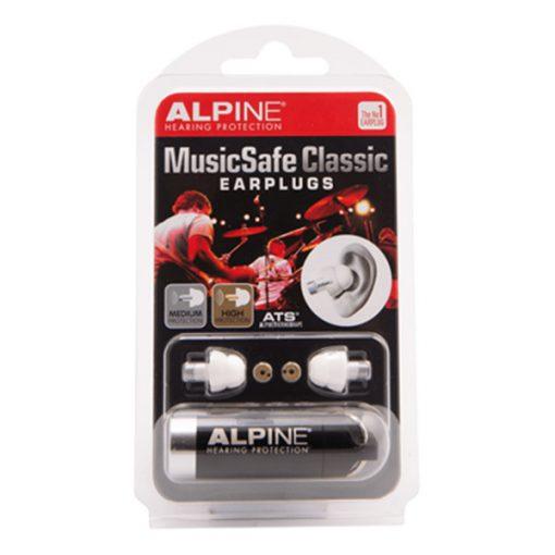 Alpine MusicSafe Classic Earplugs