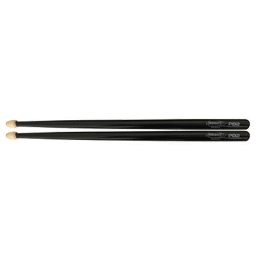 Andante PB2 Snare Drum Sticks (Black)