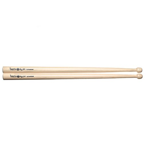 Beat Street Baztix Snare Drum Sticks (Natural)