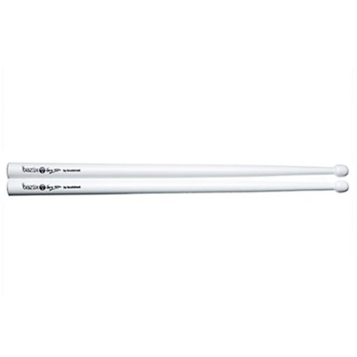 Beat Street Baztix Snare Drum Sticks (White)