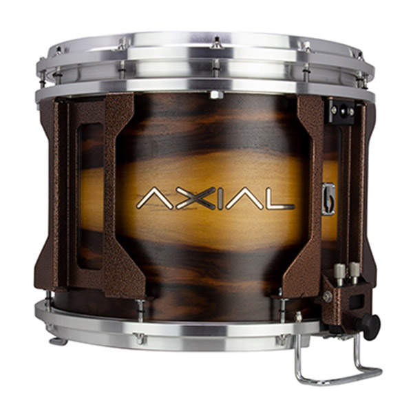 British Drum Co AXIAL Snare Drum (Alnwick Rose)