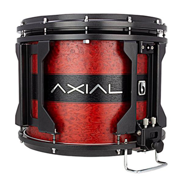 British Drum Co AXIAL Snare Drum (Buckingham Knight Stripe)