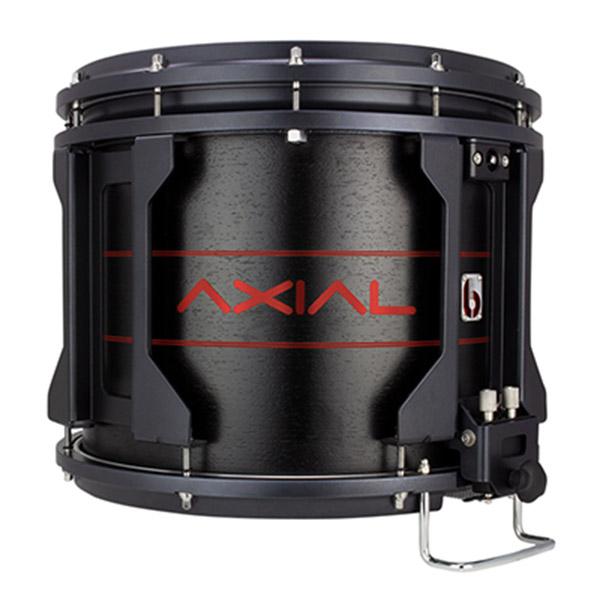 British Drum Co AXIAL Snare Drum (Merlin Scarlett)