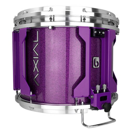 British Drum Co AXIAL Snare Drum (Cosmic Purple Sparkle)