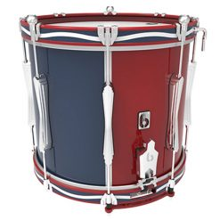 British Drum Co Regimental Series RS1G Snare Drum