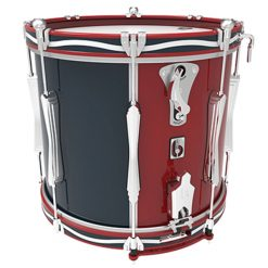 British Drum Co Regimental Series RS1 Snare Drum