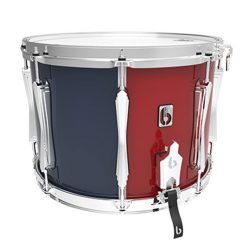 British Drum Co Regimental Series RS1Y Snare Drum