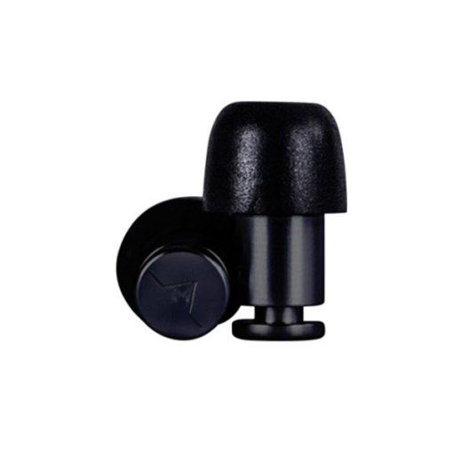 Flare ISOLATE Aluminium Earplugs (Black)
