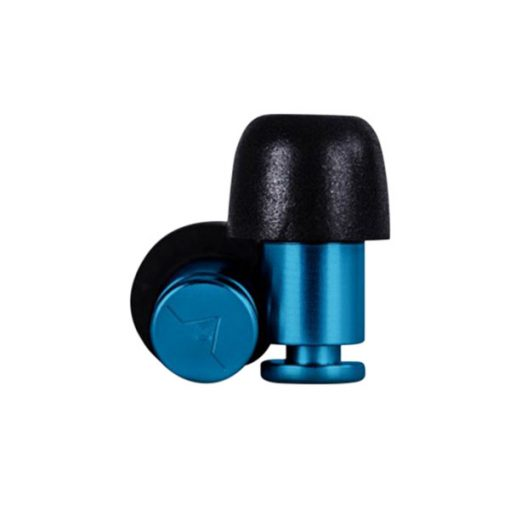 Flare ISOLATE Aluminium Earplugs (Blue)
