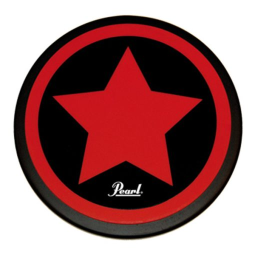Pearl PDR-08SP Professional Practice Pad (Red Star)