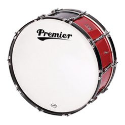 Premier Military Series Bass Drum