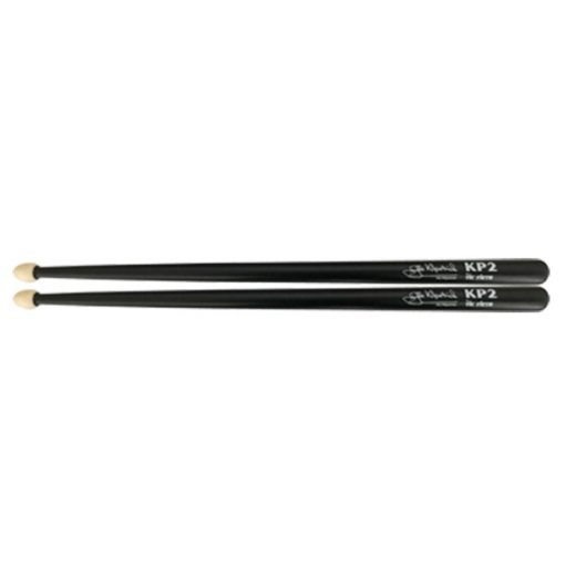 Vic Firth Jim Kilpatrick KP2 Snare Drum Sticks (Black)