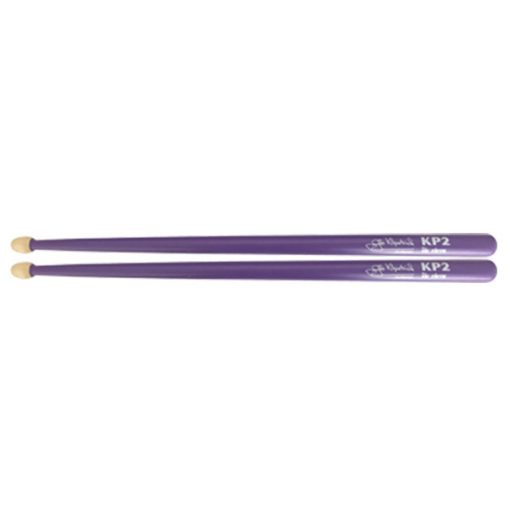 Vic Firth Jim Kilpatrick KP2 Snare Drum Sticks (Purple)