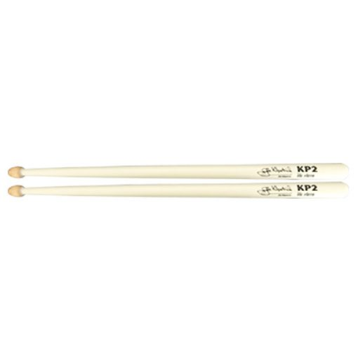 Vic Firth Jim Kilpatrick KP2 Snare Drum Sticks (White)