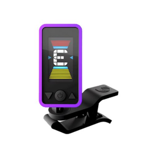 D'Addario Eclipse Headstock Tuner (Purple)