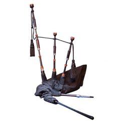 McCallum Blackwood Folk Pipes