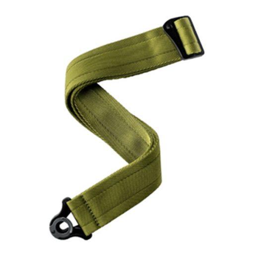 D'Addario Auto Lock Guitar Strap (Moss)