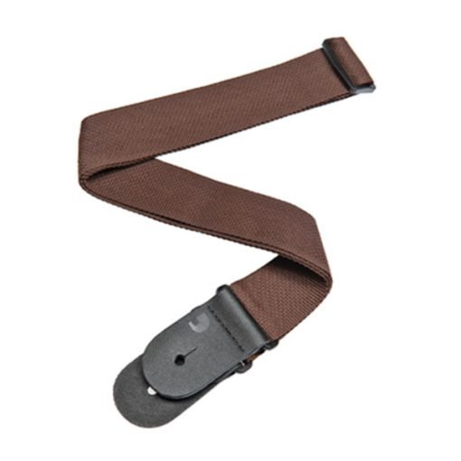D'Addario Polypropylene Guitar Strap (Brown)