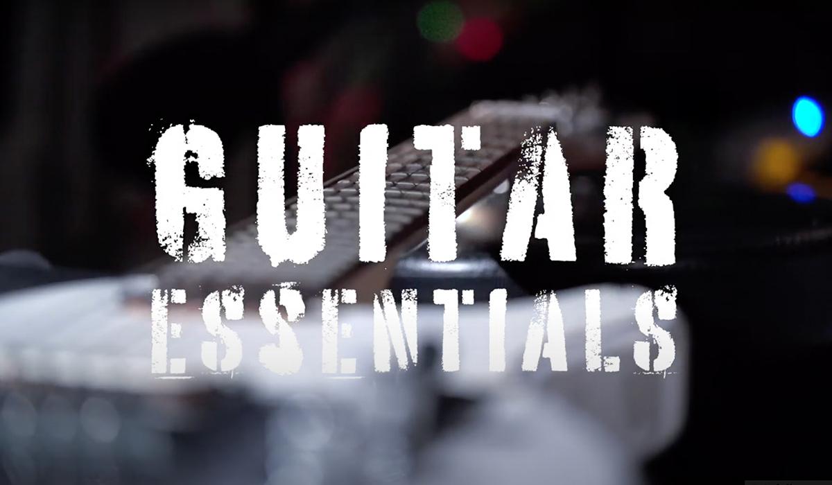 Guitar Essentials at Scott Currie Music